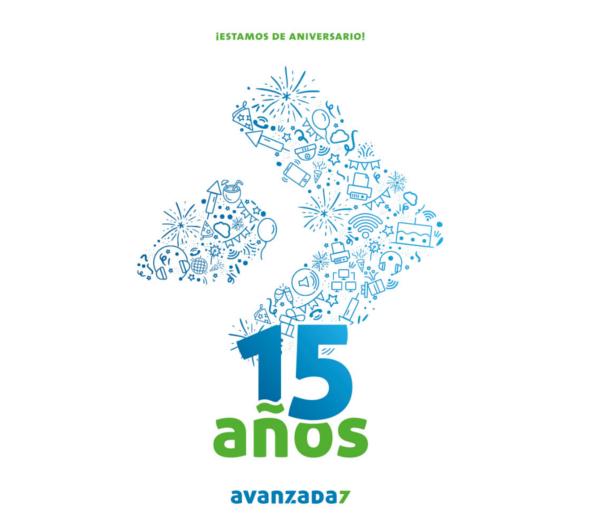 Imagen: We celebrate 15 years!!