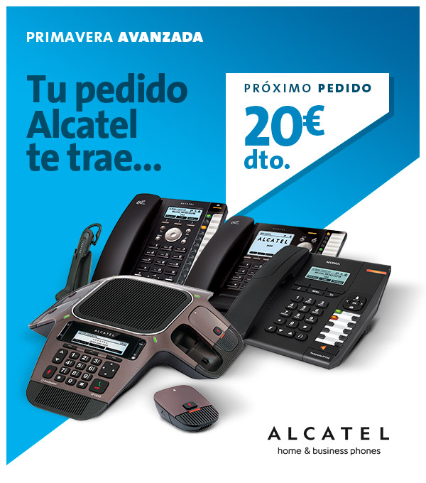 Imagen: Promotion: GIFT with your Alcatel order