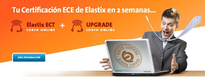 Imagen: Get your Elastix Certification ECE in only 2 weeks!
