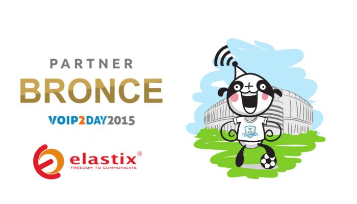 Imagen: Elastix, new BRONZE sponsor of VoIP2DAY