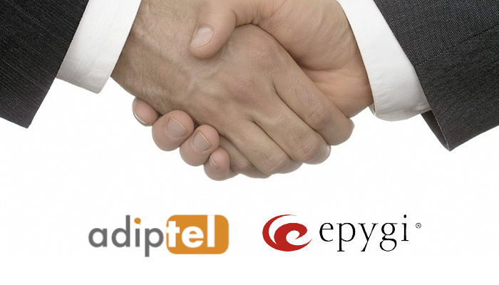 Imagen: Adiptel and Epygi Technologies Complete Interoperability Certification
