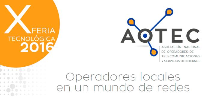 Imagen: Come and visit us! AOTEC Trade | May 24-25th - Sevilla