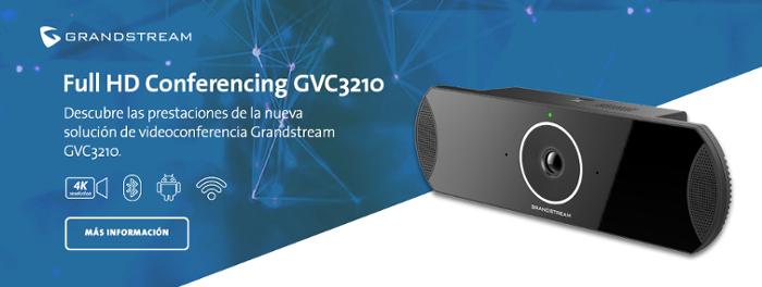 Imagen: New GVC3210: enjoy Grandstream high definition video conferencing