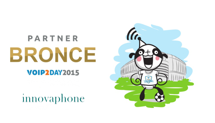 Imagen: Innovaphone will join of Sponsor's Team in the next edition of VoIP2DAY