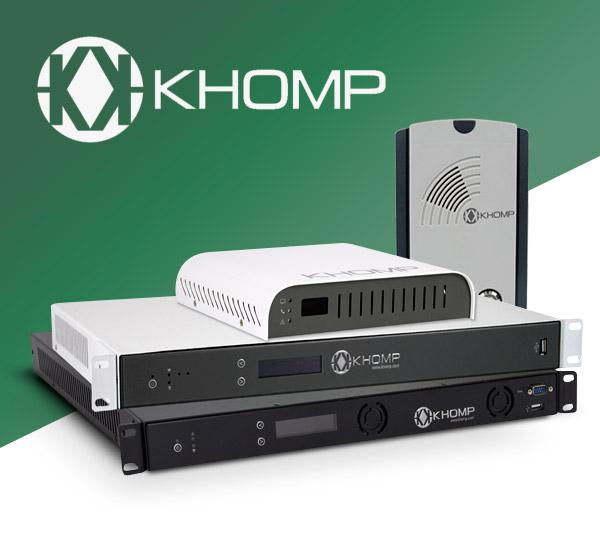 Imagen: Advanced and Khomp sign distribution agreement