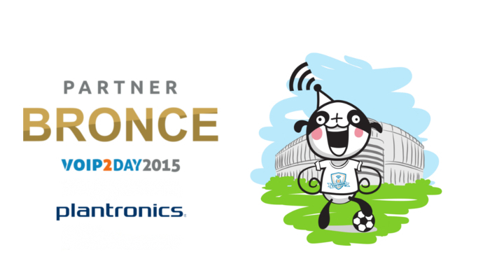 Imagen: Plantronics will be with us in the next edition of VoIP2DAY15