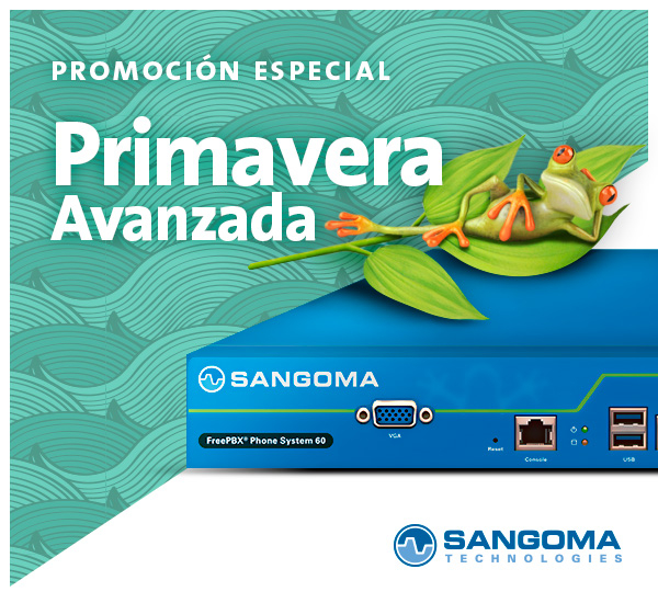 Imagen: Spring Promotion - Sangoma