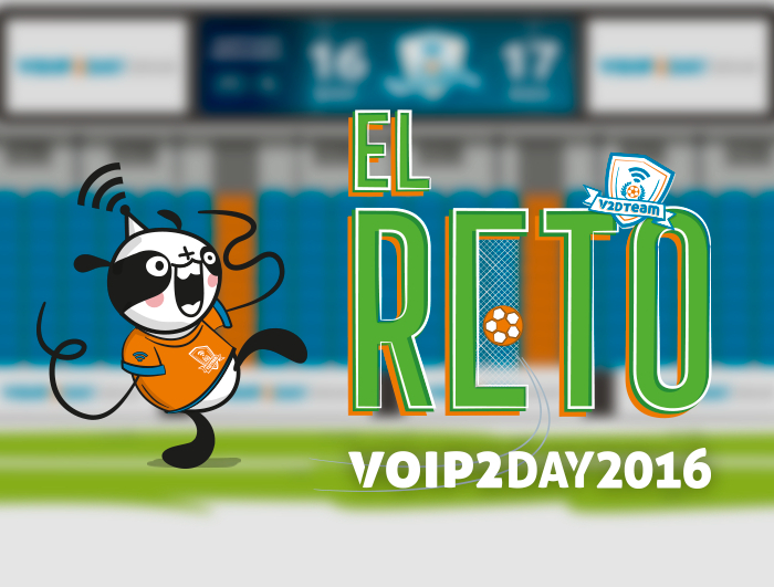 Imagen: New edition of VoIP2DAY - November, 16 & 17