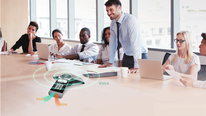 Imagen: Yealink CP930W: Discover your wireless business conference terminal