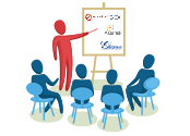 We adapt your VoIP course to your workplace so you can optimize your training
