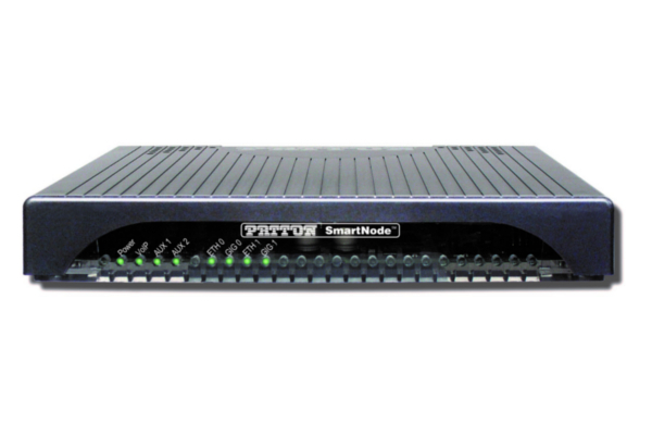 Patton eSBC SN5501 that allows up to 16 transcoding calls and up to 200 calls from SIP to SIP in possible circumstances