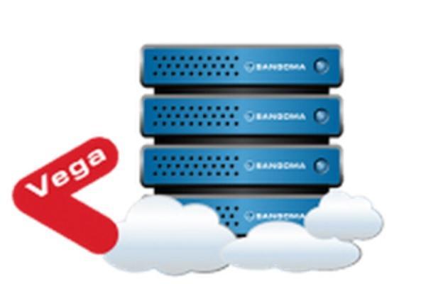 Imagen 1: Sangoma Vega Enterprise SBC VM soft. 250 sessions