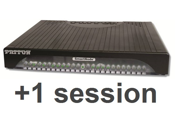 Imagen 1: Patton Licence upgrade 1 session adicional SN5300