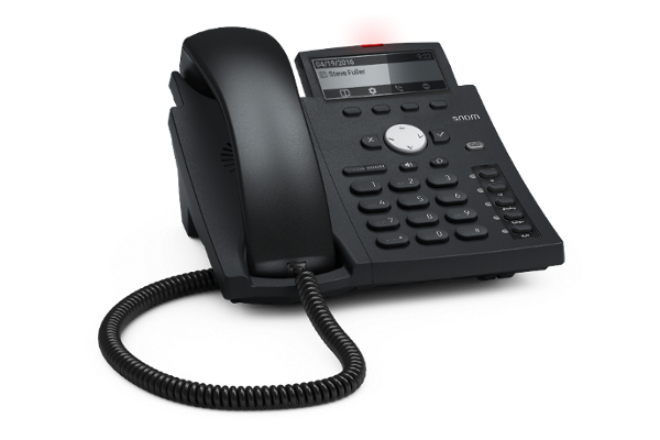 D305 Desk Telephone (without Power supply)