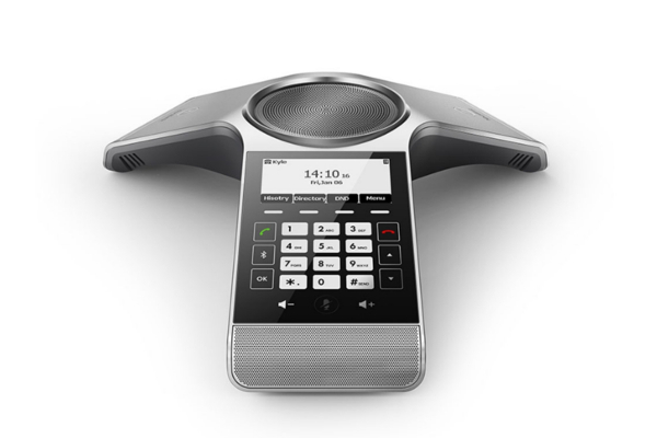 Yealink CP920 conference call terminal with up to 6m coverage ideal for small and medium enterprises