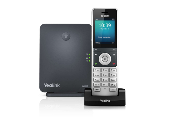 Terminal DECT Yealink W60P Package