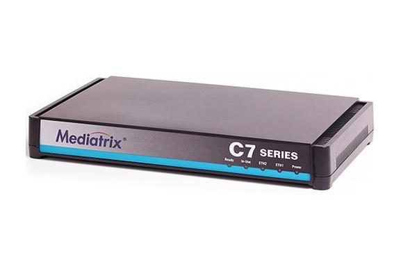 Imagen 2: Gateway Mediatrix C710 (4 FXS)