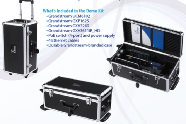 Grandstream Imagen 2 Demo Kit Ucm6100 Office In A Box