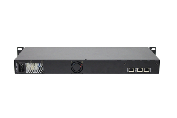 Gateway Khomp SBC 90 modular compatible with trunks, digital TDM of 1 or 2 E1 / T1 (ISDN, R2 and ISUP)