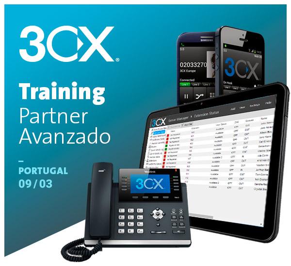 3CX  Training Partner Portugal - Avanzada 7