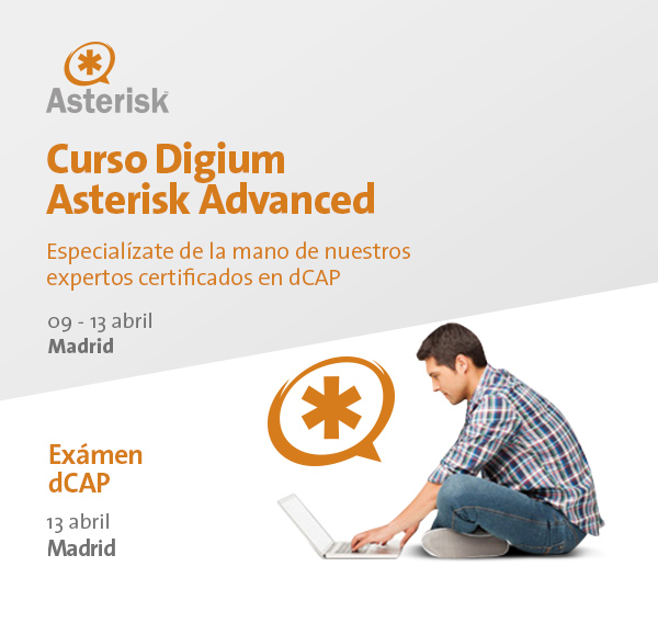 Imagen: Digium Asterisk Advanced Abril 2018
