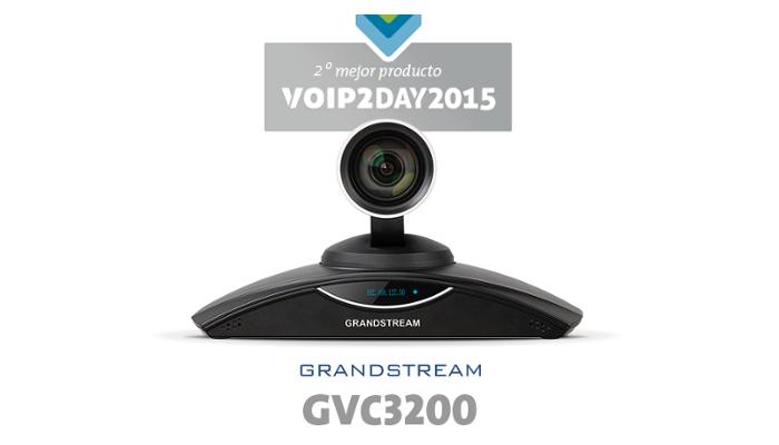 Imagen: Promoción especial Grandstream GVC3200 (2º Mejor Producto VoIP2DAY)