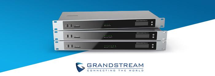 Imagen: Descubre la nueva serie de Gateways VoIP Digitales GXW4500 de Grandstream