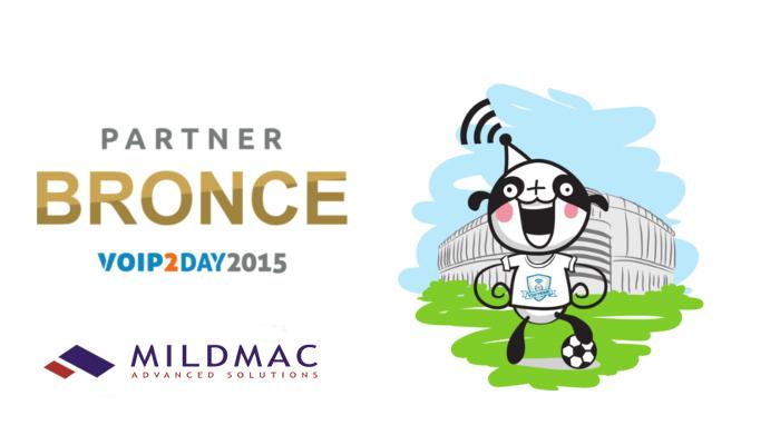 Imagen: Mildmac Advanced Solutions nos acompañará como patrocinador BRONCE en VoIP2DAY