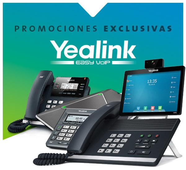 Imagen: Promociones exclusivas: Catálogo de productos Yealink