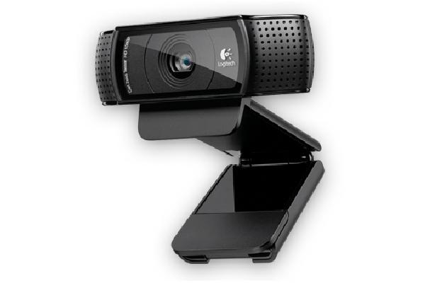 Imagen 1: Cámara Logitech HD Pro Webcam C920