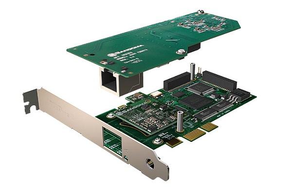 Imagen 1: Tarjeta Sangoma A101E (1E1 PCI Express)