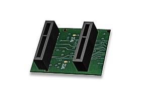 Imagen 1: Backplane Sangoma A200 2 conectores (A200BP2)