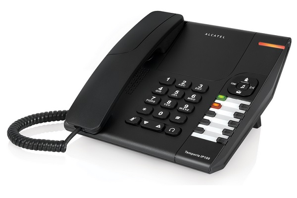 Imagen 1: Terminal IP Alcatel Temporis IP100
