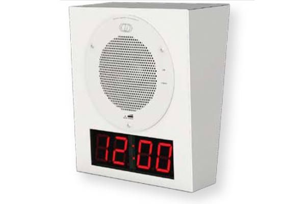 Imagen 1: Cyberdata clock kit pared (signal white)