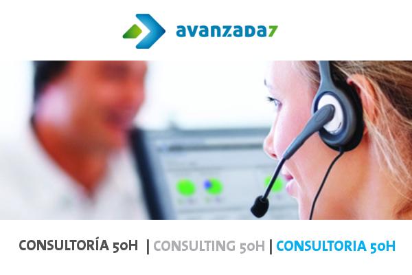 Bono de 50 horas de consultoría especializada de nuestro equipo de expertos en servicios VoIP