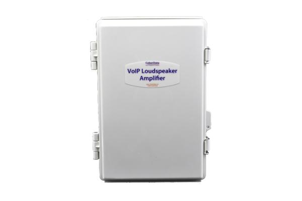 Amplificador VoIP Cyberdata 011404 con PoE (802.3af o 802.3at) ya disponible en la tienda online de Avanzada 7