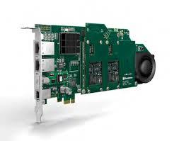 Imagen 1: Tarjeta transcoding Sangoma D500-500E 2000ch. PCIe