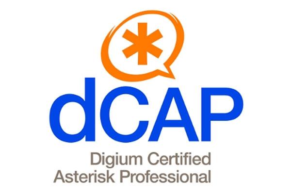 Examen para obtener el titulo dCAP de Digium celebrado en Madrid 2020