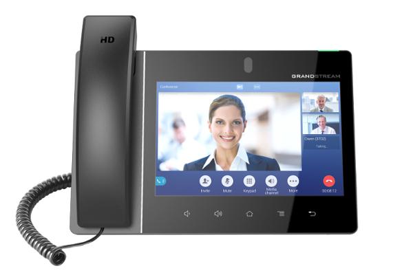 Imagen 1: Videoteléfono IP Grandstream GXV3380