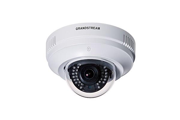 Cámara IP de Grandstream indoor con infrarrojos HD