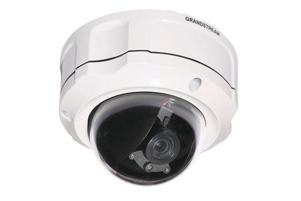 Imagen 1: Cámara IP Grandstream GXV3662 (antivandálica)