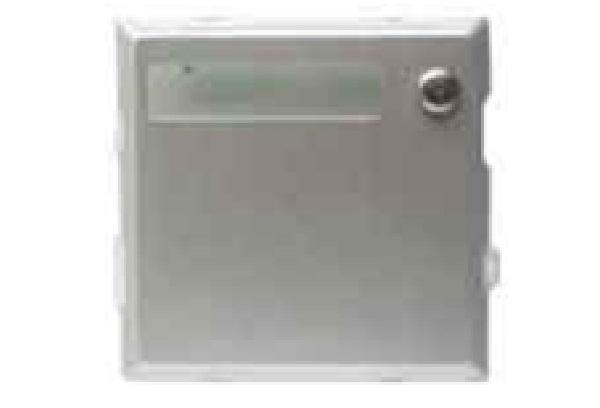 Imagen 1: Portero Alphatech VoIP módulo 1 botón (IP NC mod1)