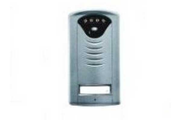 Imagen 1: Alphatech Videoportero Slim IP01C 1 botón antivandal