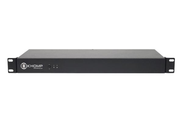 Gateway Khomp KMG 200MS con 2 enlaces E1/T1 y opción de ampliar con modulos ya disponible en Avanzada 7