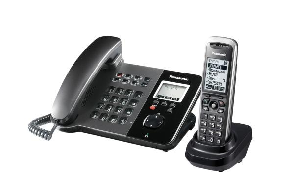 Imagen 1: Panasonic DECT SIP KX-TGP550 (base + supletorio)