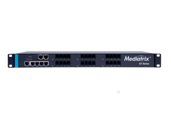 Gateway Mediatrix G7 - 24 FXO