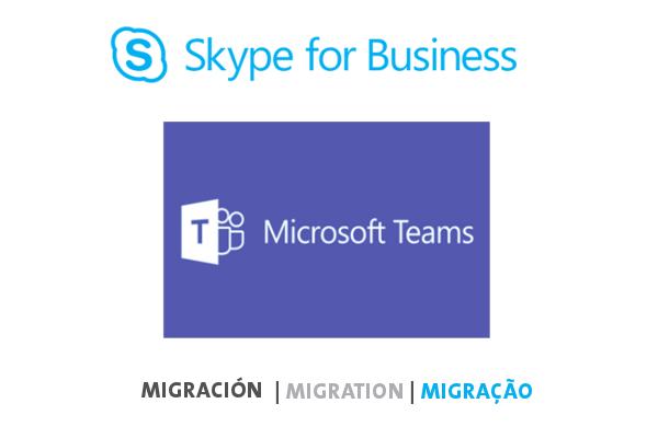 Imagen 1: Servicio de Migración a Microsoft Teams