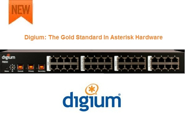 Imagen 1: Digium R850, appliance failover digital (BRI/PRI)