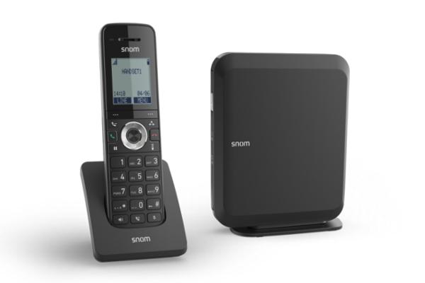 Snom M215 DECT Base + Handset