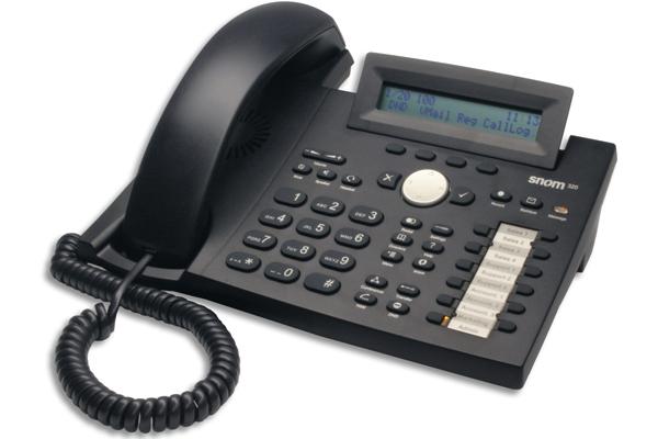 Teléfono IP Snom 320
